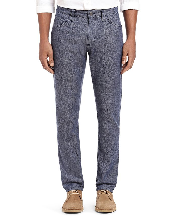34 Heritage - Courage Straight Slim Fit Jeans in Indigo