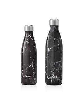 S'well - Black Marble Bottles