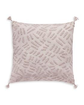 """Splendid - Mist Applique Decorative Pillow, 18"""" x 18"""" - 100% Exclusive"""
