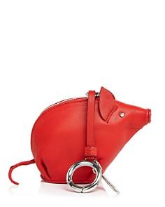 Rebecca Minkoff - Piggy Leather Bag Charm