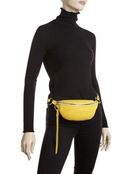 Rebecca Minkoff - Bree Mini Leather Belt Bag