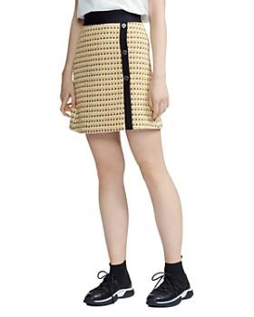 Maje - Jisidore Tweed Skirt