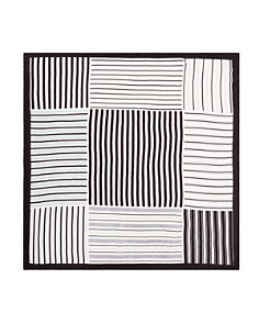 Echo - Stripes On Stripes Plissé Scarf