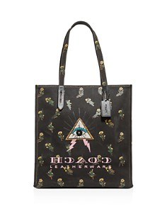 COACH - Pyramid Eye Tote