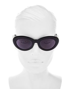Versace - Women's Oval Sunglasses, 52mm