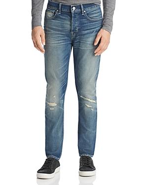 Hudson Jeans AXL SKINNY FIT JEANS IN MNDD