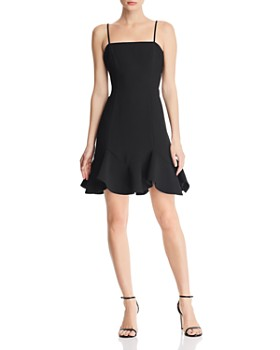 2626141ee869 Bardot - Laurie Flounce-Hem Dress - 100% Exclusive ...