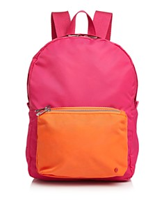 STATE - Lorimier Mini Color-Block Backpack