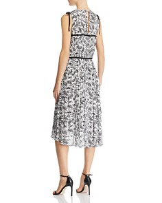 Rebecca Minkoff - Thea Sleeveless Paisley-Print Midi Dress