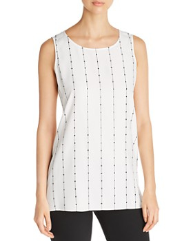2bc5a3c6fc17a9 Lafayette 148 New York - Ruthie Embellished Silk Blouse ...