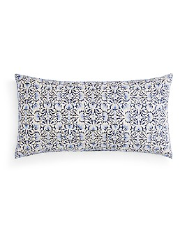 "John Robshaw - Tarana Bolster Decorative Pillow: 17"" x 32"""
