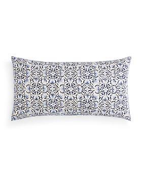 "John Robshaw - Tarana Bolster Decorative Pillow: 17"" x 32"""