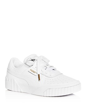 4563c047a548 PUMA - Women s Cali Low Top Leather Sneakers ...