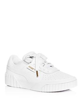 PUMA - Women's Cali Low Top Sneakers