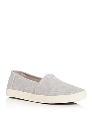 Toms Women's Avalon Slip-On Sneakers