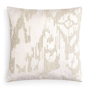 Hudson Park Collection Embroidered Texture Decorative Pillow, 20 x 20 - 100% Exclusive