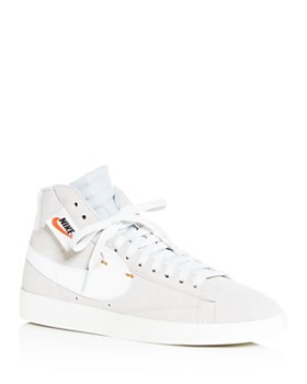 Nike - Women's Blazer Rebel Mid-Top Sneakers