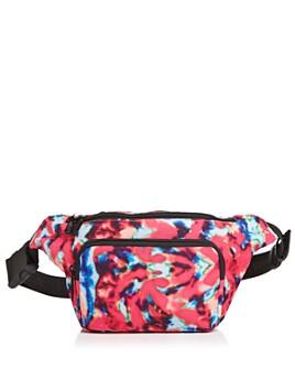 LeSportsac - Baron Von Fancy x LeSportsac x PINTRILL Tie-Dyed Belt Bag