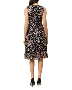 HOBBS LONDON - Lilith Embroidered Dress