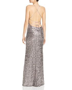 ... AQUA - Sequin Embellished Gown - 100% Exclusive 4c24c5773