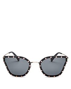 Valentino - Women's Butterfly Sunglasses, 59mm
