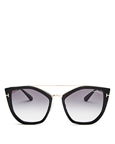 Tom Ford - Women's Dahlia Geometric Sunglasses, 55mm