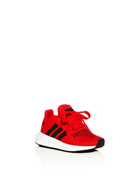pretty nice e6ab2 918f2 Adidas - Boys  Swift Run Knit Low-Top Sneakers - Toddler, Little Kid ...