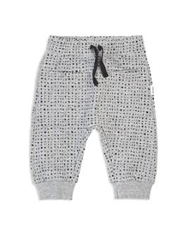 Miles Child - Unisex Micro-Dot Jogger Pants - Little Kid