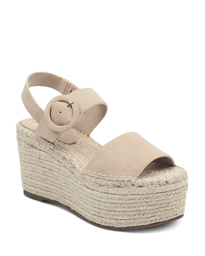 Marc Fisher LTD. - Women's Rex Espadrille Platform Sandals