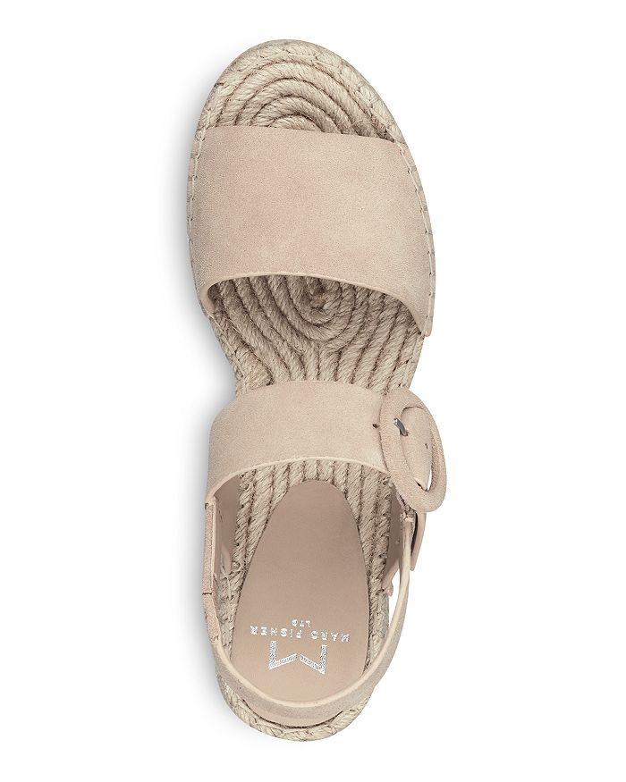 2b899297d882 Marc Fisher LTD. Marc Fisher Women s Rex Espadrille Platform Sandals ...