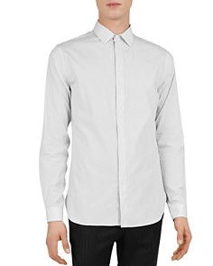 The Kooples - Easy Regent Striped Slim Fit Button-Down Shirt