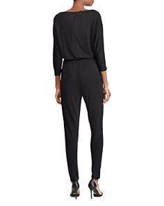Ralph Lauren - Keyhole Belted Jumpsuit