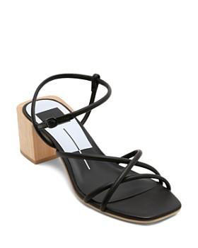 79e0bae6a7a Dolce Vita - Women s Zayla Wooden Block Heel Sandals ...