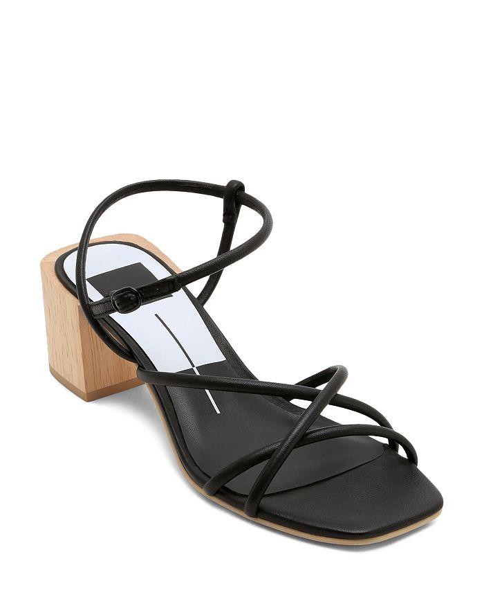 1b60606235ca Dolce Vita - Women s Zayla Wooden Block Heel Sandals