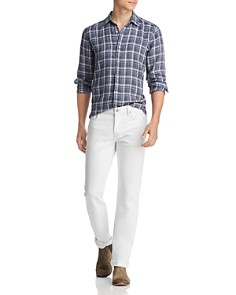 The Men's Store at Bloomingdale's - Four-Color Plaid Classic Fit Shirt - 100% Exclusive