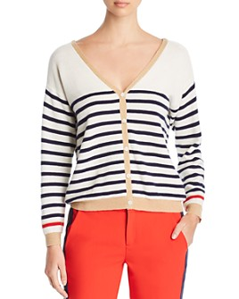 MKT Studio - Kaliko Striped Cardigan