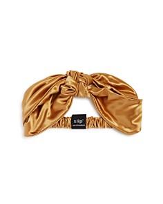 slip - Pure Silk Knot Headband