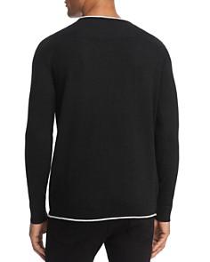 Scotch & Soda - Tipped Crewneck Sweater