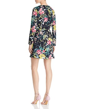 Vero Moda - Vita Floral Print Wrap Dress