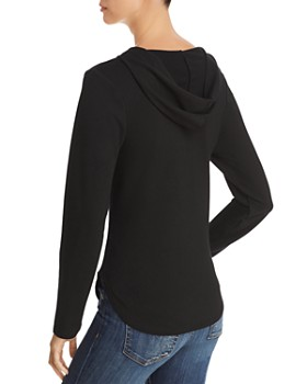 B Collection by Bobeau - Hooded Sweater