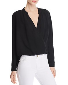 Splendid - Sienna Crossover V-Neck Top