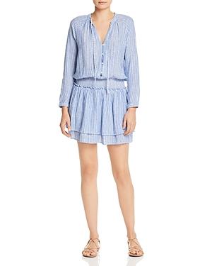 Rails Dresses JASMINE STRIPED SMOCKED DRESS