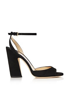 Jimmy Choo - Women's Miranda Chunky Heel Sandals