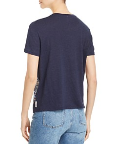 Scotch & Soda - Mixed Print-Front Tee