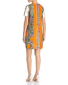 Tory Burch - Mallory Printed Silk Dress