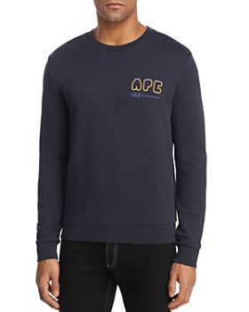 A.P.C. - Sweat 2.0 Rainbow Logo Graphic Sweatshirt