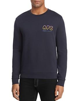 A.P.C. - Sweat 2.0 Rainbow Logo Graphic Sweatshirt