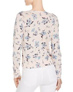 Rebecca Taylor - Daniella Wool & Cashmere Floral Sweater