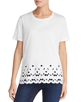 Escada Sport - Eyalo Embroidered Tee