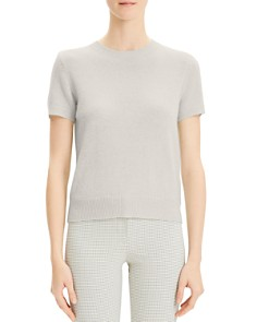 Theory -  Featherweight Cashmere Tee